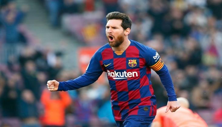 Messi Arjantin Rekoru Kırdı! 148 Maç..