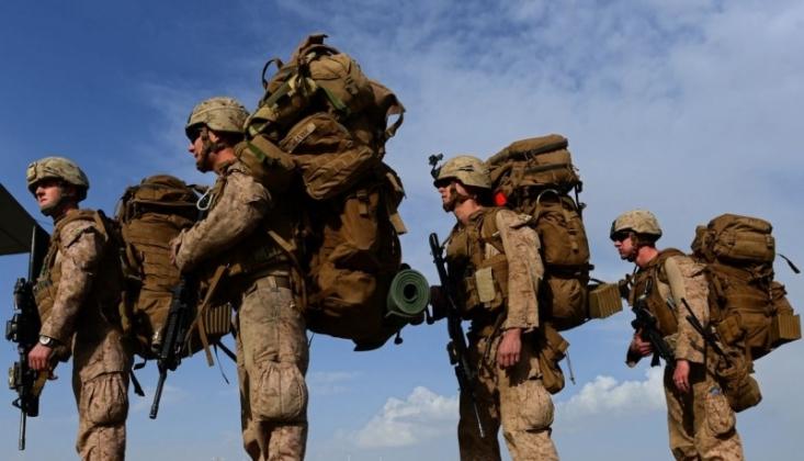 Amerikan Askerlerinin Irak'taki Geleceği