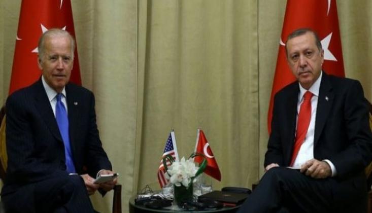 Biden Yönetimi ile Türkiye Arasında İlk Temas