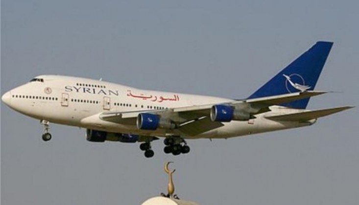 Suriye-Katar Uçuşları Dokuz Yılın Ardından Tekrar Başlıyor
