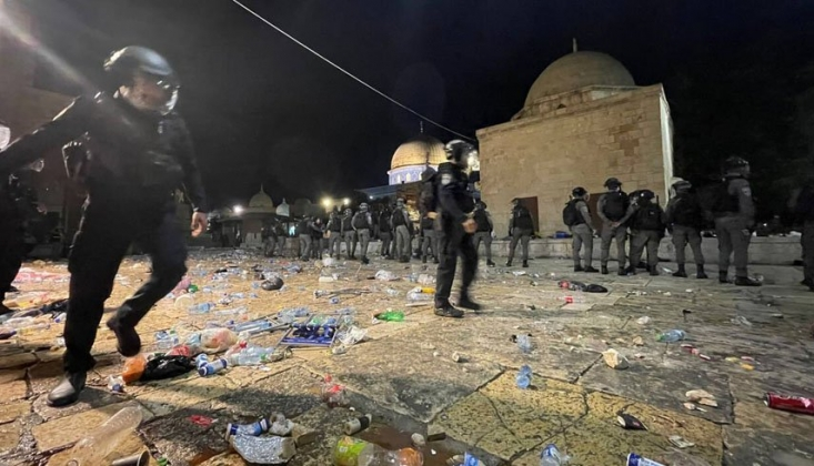 'Mescid-i Aksa'ya Saldırı Daveti, Din Savaşına Sürükler'