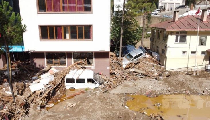 Sel Felaketinde Vefat Sayısı Arttı