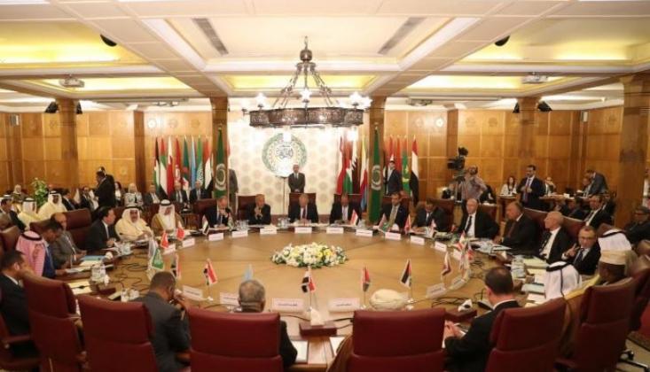 Arap Birliği ABD'nin Siyonist Yerleşke İnşasını Desteklemesini Değerlendirecek
