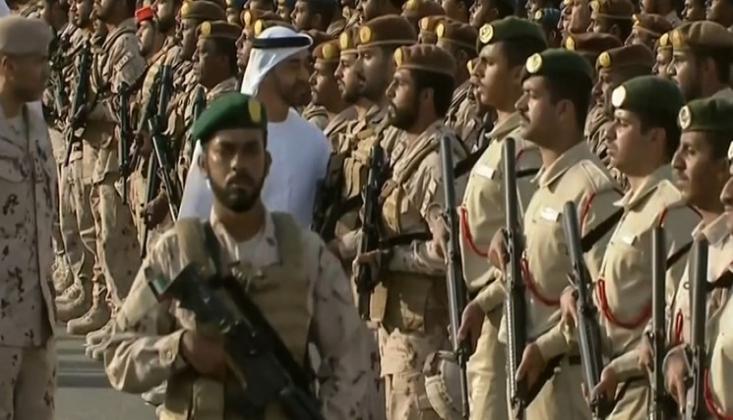 BAE'nin Yemen'de Hala Askeri Varlığı Bulunuyor