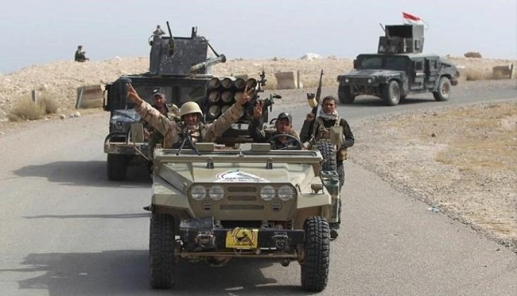 Irak'ta IŞİD'in Suikast Çetesi Çökertildi