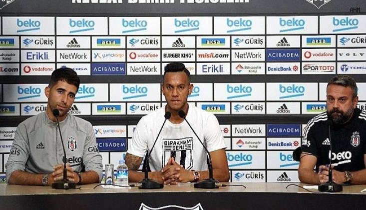 Josef de Souza Neden Beşiktaş'ı Seçtiğini Açıkladı