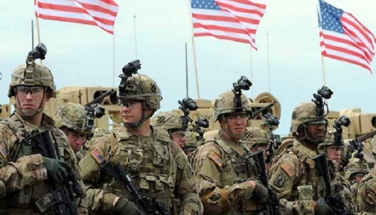 Almanya'dan ABD Askerlerine Milyonlarca Euro Destek