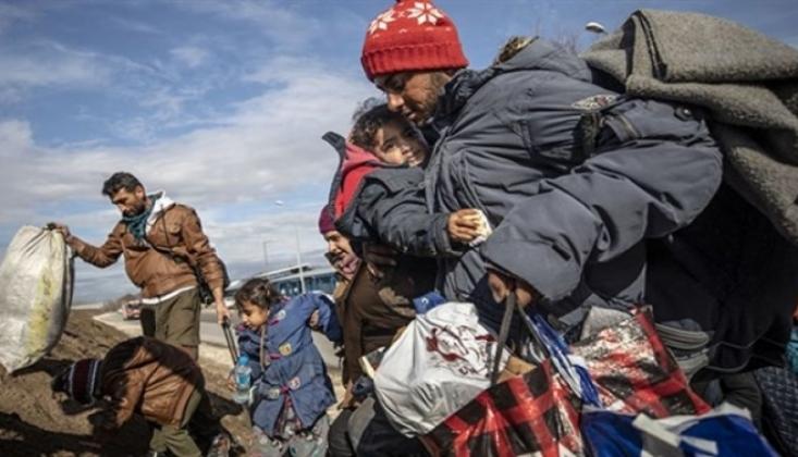 BM'den AB'ye 'Göçmen' Uyarısı