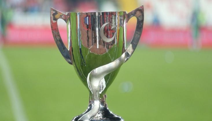Türkiye Kupası'nda Fikstür Açıklandı!
