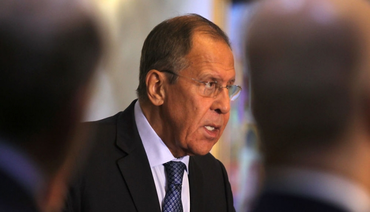 Lavrov: ABD'nin Saldırgan Adımlarına Karşılık Vereceğiz