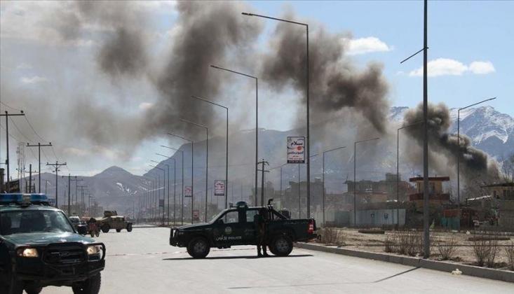 Taliban İki Karakola Birden Saldırdı: En Az 20 Ölü