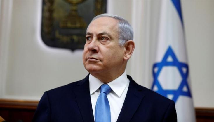Netanyahu'dan ABD'ye Teşekkür