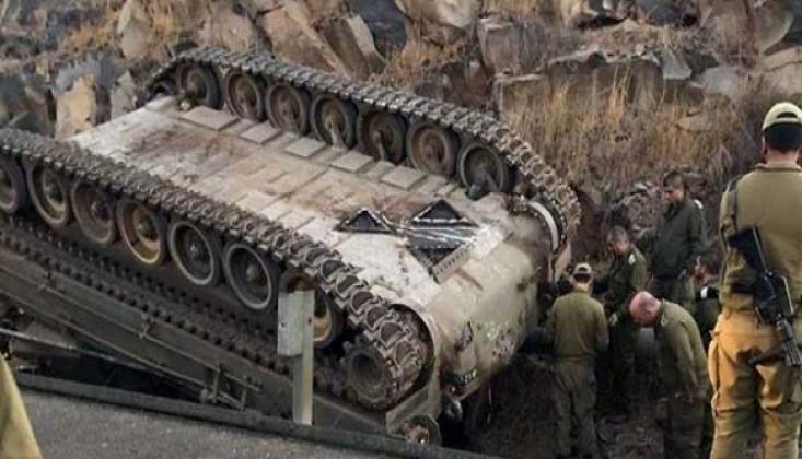 İsrail Ordusu Hizbullah Saldırısını Simule Etti