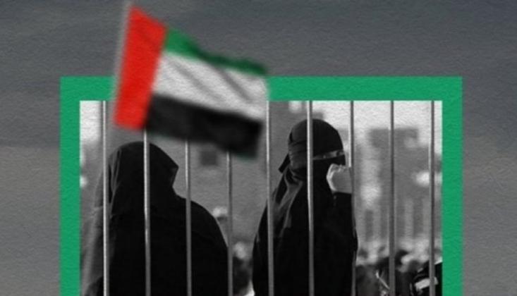 BAE Hapishaneleri, Kadınlar İçin Toplu Mezar Haline Dönüştü