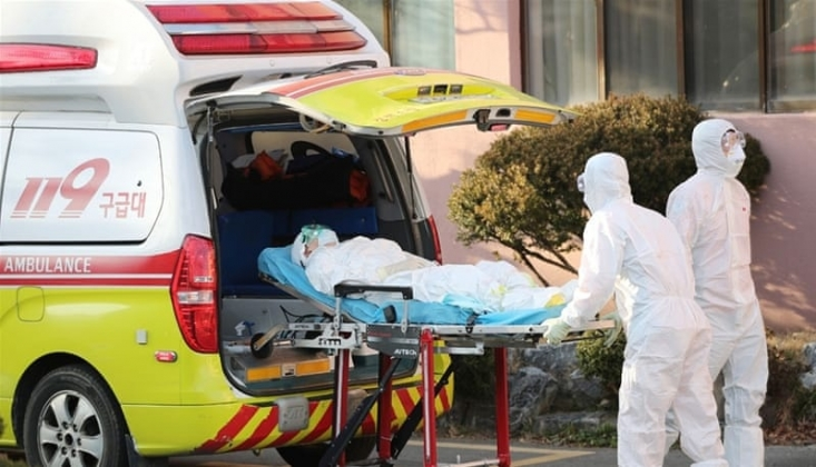 İtalya'da Ölü Sayısı 16 Bine Yaklaştı