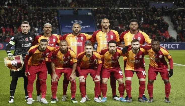 Galatasaray'da 5 İsim Tuzlaspor Maçında Yok!