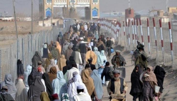 Pakistan: Daha Fazla Afgan Mülteci Alacak Kapasitesitemiz Yok