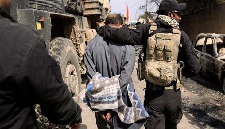 Irak: Yabancı Bağlantılı Terör Örgütü Üyeleri Tutuklandı