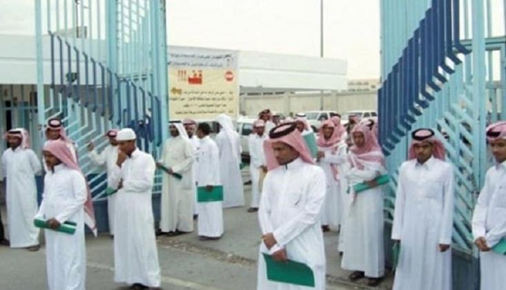 Suudi Arabistan'da Şiddetten Kaçan Vatandaşların Sayısında Artış