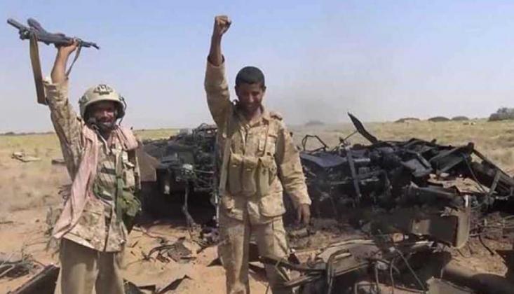 Yemen Güçleri, Suudi Koalisyona Ait 37 Merkezi Ele Geçirdi