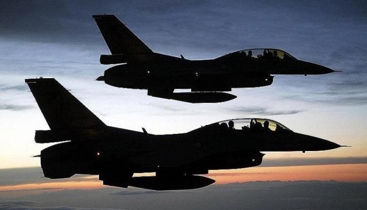 Yunanistan: Türk Uçakları Hava Sahamızı İhlal Etti