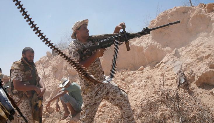 BM, Libya'da Ne Kadar Denetimsiz Silah Olduğunu Açıkladı