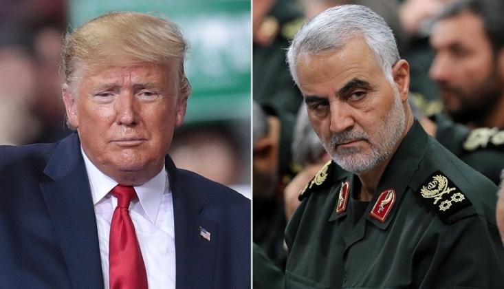 Trump'ın İran'la İlgili İddiaları Karşısında Her Kes Şaşkın