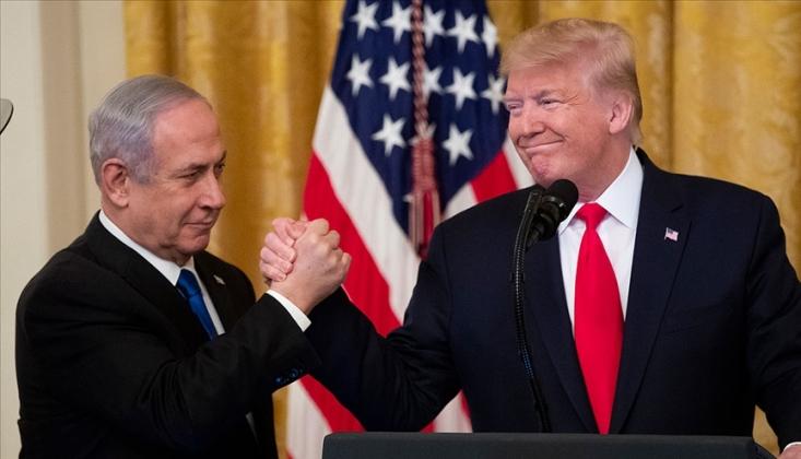 Netanyahu, Twitter Hesabından ABD Başkanı Trump'ın Fotoğrafını Kaldırdı