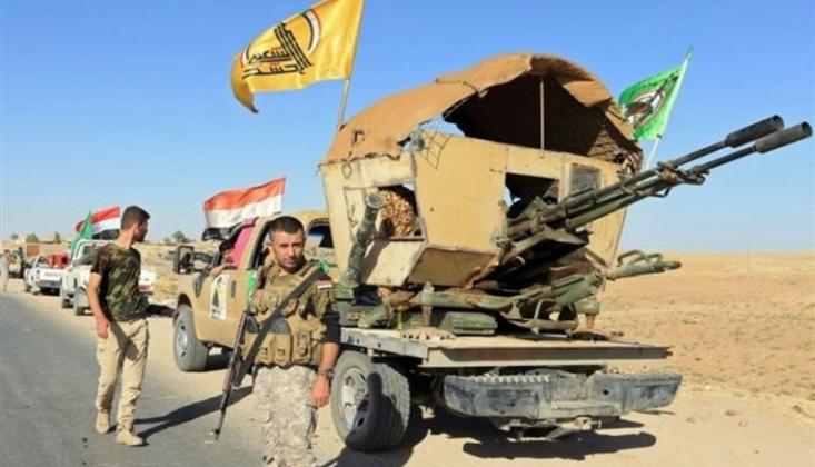 'Irak İsrail İçin Bir Tehdit'