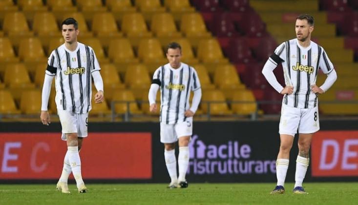 Juventus, Deplasmanda Benevento'yu Yenemedi!