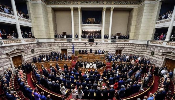 Yunanistan'da, ABD'yle Üs Anlaşması İçin Parlamentoyu 'İkna Toplantısı'