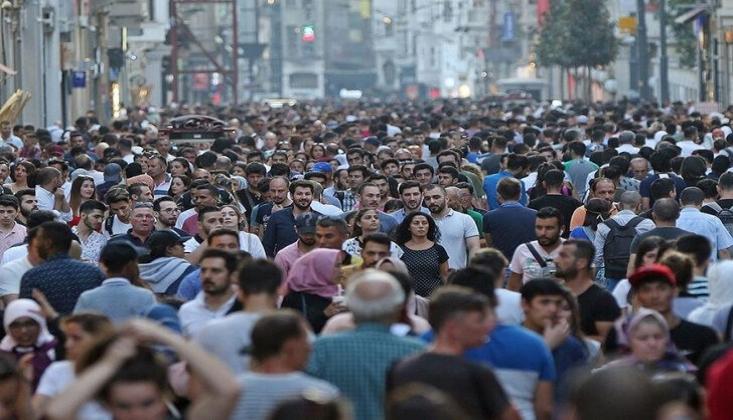 İçişleri Bakanlığı, Türkiye'nin Nüfus Haritasını Çıkardı