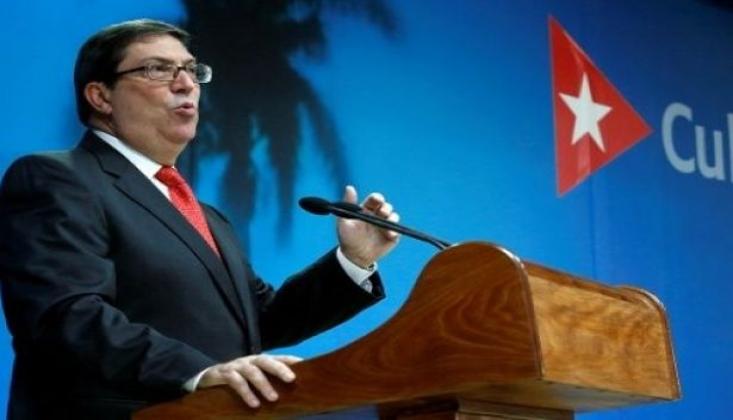 Küba Dışişleri Bakanı BM Genel Kurulu'na Seslendi