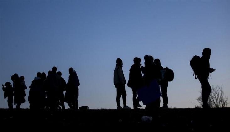 Van'da 73 Düzensiz Göçmen Yakalandı