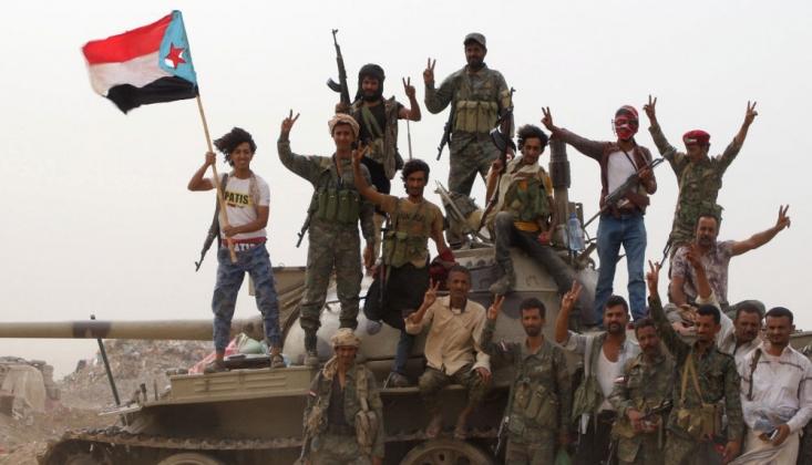 Yemen'de BAE Destekli Güney Geçiş Konseyi Asıl Hedeflerini Açıkladı