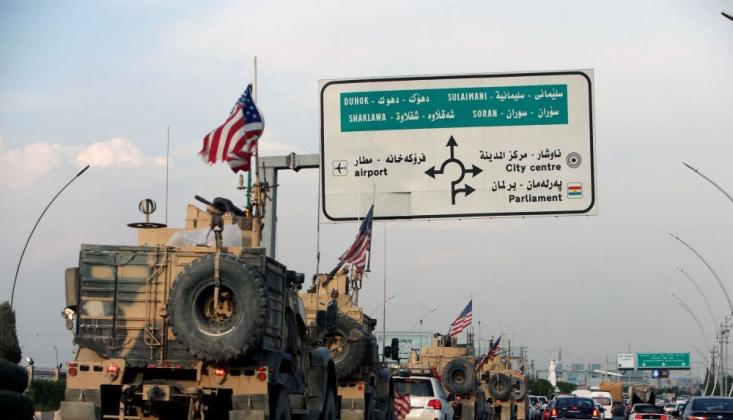 Suriye'den Gelen ABD Askerlerinin Irak'ta Kalması İçin Onay Çıkmadı