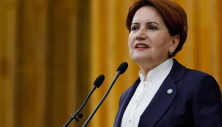 Meral Akşener: Hükümet Suriye Devlet Başkanı Beşar Esad ile Görüşüyor