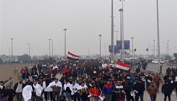 Irak Halkı ABD'nin İşgaline Karşı Olduğunu Yineledi