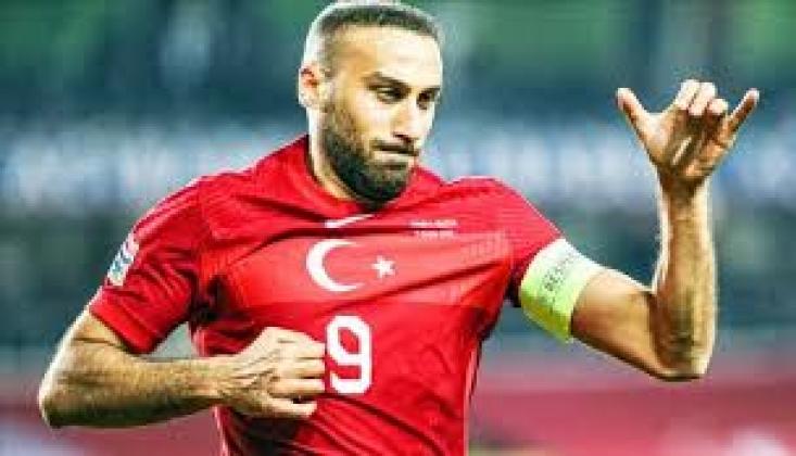 Beşiktaş, Cenk Tosun'u Sezon Sonuna Kadar Kiraladı