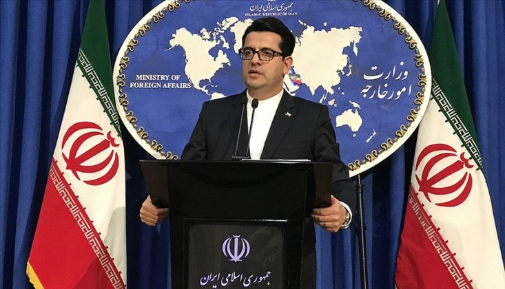 İran'dan Siyonist Yetkililerin Tehditlerine Yanıt