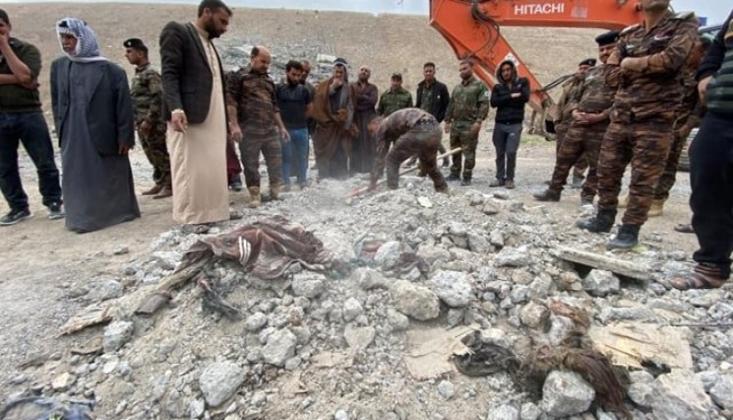 ABD'nin Irak Kuvvetlerine Yönelik Saldırıdan Görüntüler/FOTO