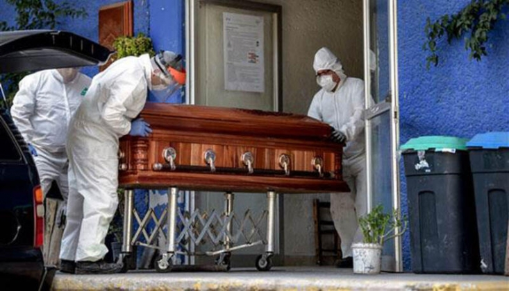 Fransa'da Ölenlerin Sayısı 25 Bin 531'e Yükseldi