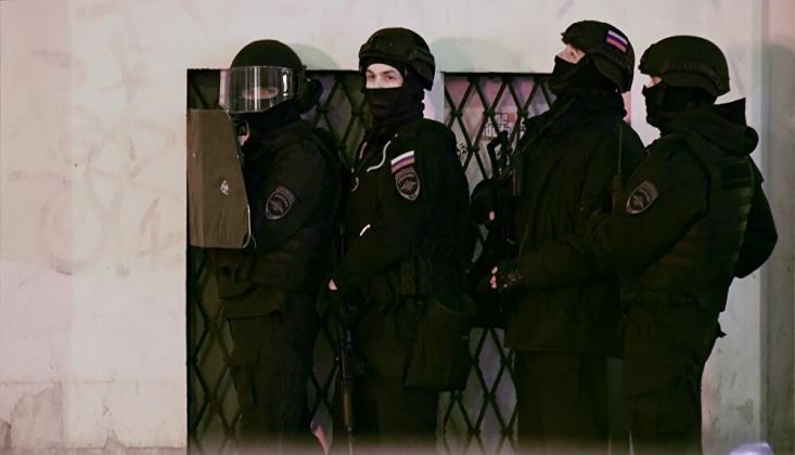FSB: Bazı Kentlerde Toplu Katliam Planlayan 13 Kişi Gözaltına Alındı