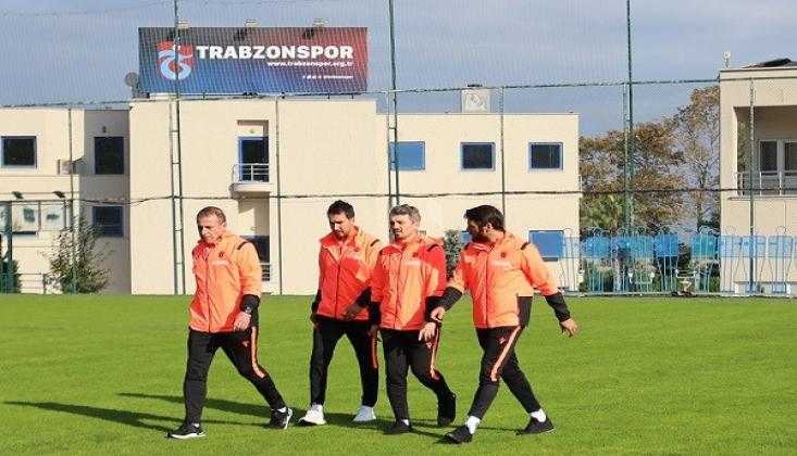 Trabzonspor, Erzurumspor Maçı Hazırlıklarına Devam Etti