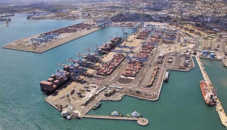 Siyonist Rejimi Korku Sardı Hayfa Limanını Boşaltıyor