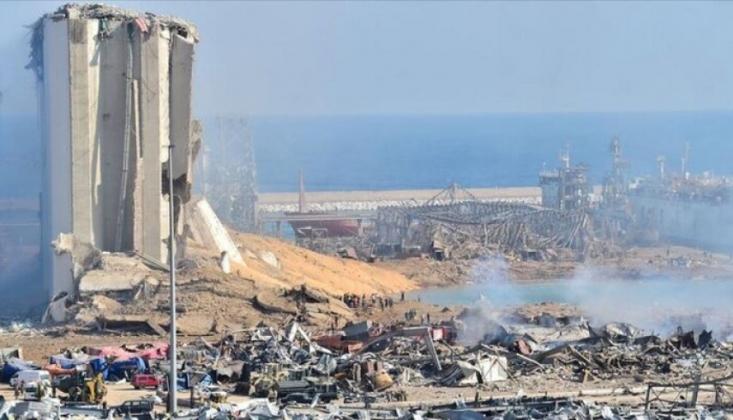 Beyrut Limanı Yıldönümünde Hizbullah: Lübnan Halkı Birleşmeli