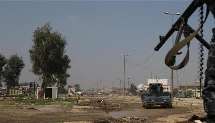 IŞİD, Kerkük'te Elektrik Gerilim Hatlarına Saldırdı