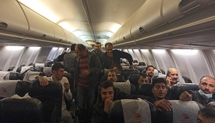 Irak İle Türkiye Arasında Yolcu Uçağı Krizi