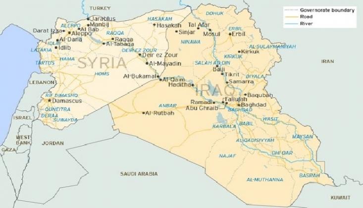 ABD, IŞİD'lileri Irak'a Yönlendiriyor