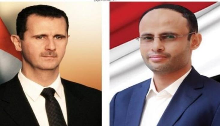 Beşar Esad'dan Yemen İle İlişkileri Güçlendirme Çağrısı
